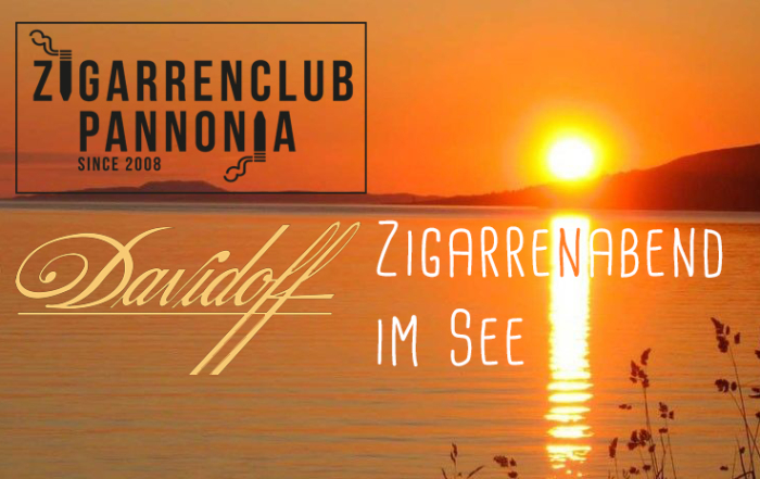 Zigarrenabend am See 2019